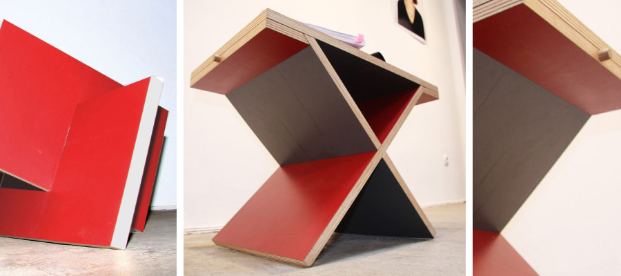 Pepe Andreu - Aspa Table